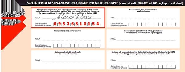 5permille per il cuore - Fondazione De Gaperis