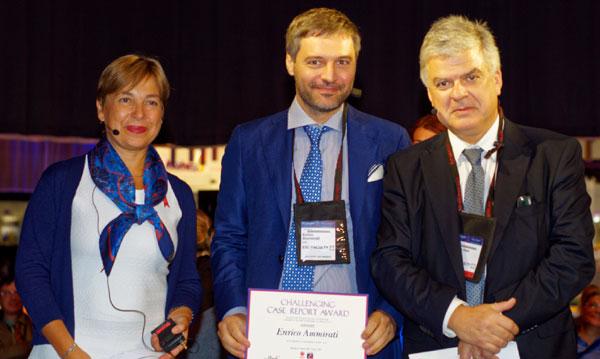 Enrico Ammirati - vincitore casi clinici ESC 2015