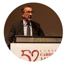 Giuseppe Sala - cardiologia 2018 milano