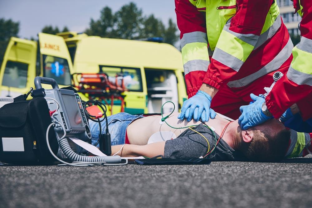 Covid 19 e arresto cardiaco