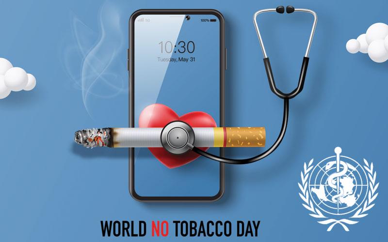 Giornata control il fumo 2021