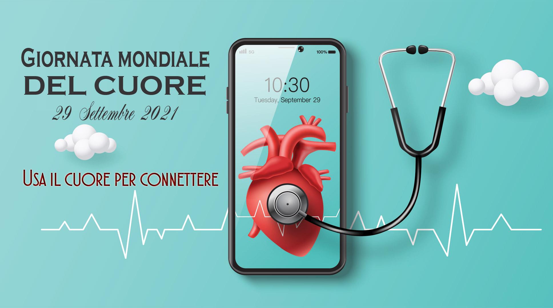 Giornata mondiale del cuore 2021