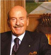 Benito Benedini - Presidente Fondazione A. De Gasperis