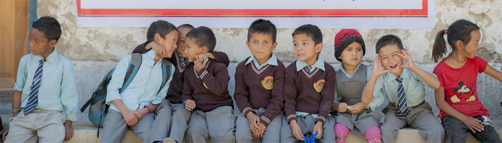 Progetto umanitario De Gasperis - Nepal
