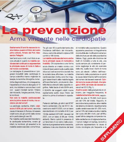 Sostieni la prevenzione delle cardiopatie con il tuo 5 per mille